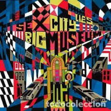 Discos de vinilo: LP SEX MUSEUM - BIG CITY LIES . Lote 139660958