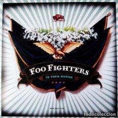 Discos de vinilo: DOBLE LP FOO FIGHTERS - IN YOU HONOR / VINILO / ED. OFICIAL 2015 / NUEVO. Lote 139663366