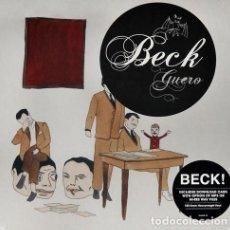 Discos de vinilo: LP BECK - GUERO / VINILO / ED. OFICIAL 2016 / NUEVO. Lote 139668698