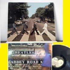 Discos de vinilo: THE BEATLES - ABBEY ROAD 1969 !! HER MAJESTY, RARA EDIT USA APPLE SO-383, TODO EXC. Lote 62152700