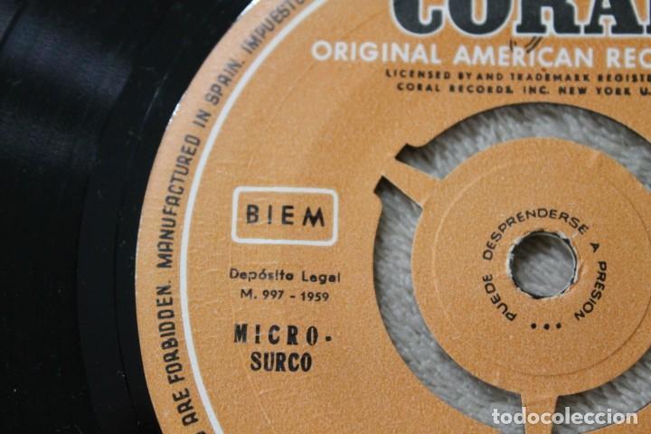 Discos de vinilo: EP LES DREAM LES BROWN AND HOS BAND OF RENOWN 1959 - Foto 4 - 139686386