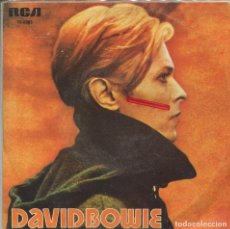 Discos de vinilo: DAVID BOWIE / SOUND AND VISION / A NEW CAREER IN A NEW TOWN (SINGLE 1977). Lote 139689534