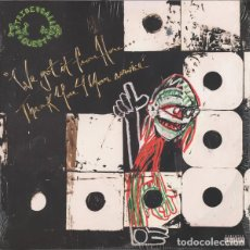 Discos de vinilo: LP A TRIBE CALLED QUEST - WE GOT IT FROM HERE…THANK YOU 4 YOUR SERVICE 2LP. Lote 139691290