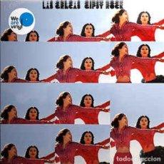 Discos de vinilo: LP LAS GRECAS - GIPSY ROCK PICTURE DISC. Lote 139701350