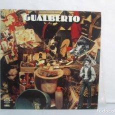 Discos de vinilo: GUALBERTO. LP VINILO. MOVIEPLAY. 1975. VER FOTOGRAFIAS ADJUNTAS. Lote 139707910