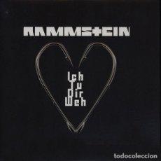 Discos de vinilo: SINGLE 12'' RAMMSTEIN - ICH TU DIR WEH. Lote 139721058
