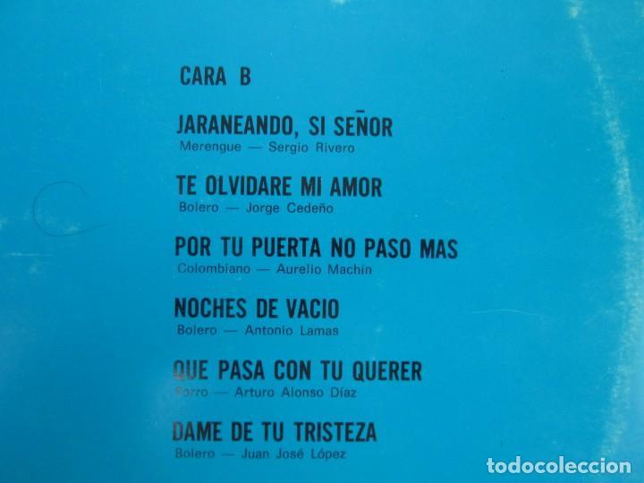 Discos de vinilo: CUBA. CONJUNTO LOS LATINOS. LP VINILO. AREITO. VER FOTOGRAFIAS ADJUNTAS - Foto 4 - 139728254