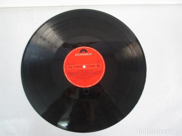 Discos de vinilo: PACO IBAÑEZ EN EL OLYMPIA. LOS UNOS POR LOS OTROS. LP VINILO. POLYDOR. 1972. VER FOTOGRAFIAS ADJUNTA - Foto 3 - 139732202
