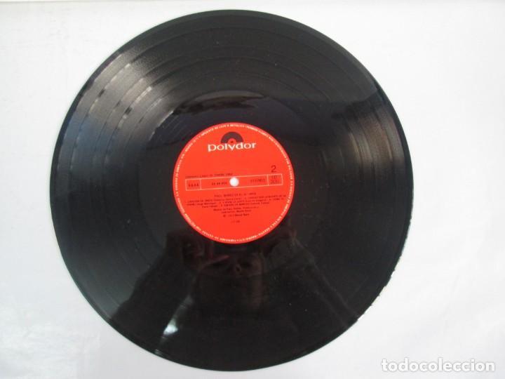 Discos de vinilo: PACO IBAÑEZ EN EL OLYMPIA. LOS UNOS POR LOS OTROS. LP VINILO. POLYDOR. 1972. VER FOTOGRAFIAS ADJUNTA - Foto 9 - 139732202
