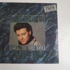 Discos de vinilo: FRANCESCO NAPOLI - BALLA... THE FIRST DANCE (VINILO). Lote 139734634