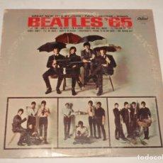 Discos de vinilo: THE BEATLES ( BEATLES '65 ) LP33 USA CAPITOL RECORDS. Lote 12523430