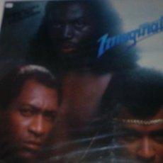 Discos de vinilo: IMAGINATION - IMAGINATION LP 1982. Lote 139735742