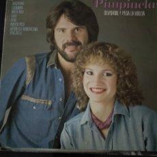 Discos de vinilo: DISCO VINILO SINGLES PIMPINELA. Lote 139741946