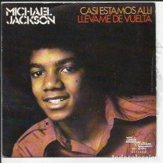 Discos de vinilo: MICHAEL JACKSON ?– WE'RE ALMOST THERE (CASI ESTAMOS ALLI) SELLO: TAMLA MOTOWN ?– SN-20.995 1975. Lote 139748570