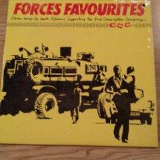 Discos de vinilo: DISCO VINILO FORCES FAVOURITES. Lote 139737098
