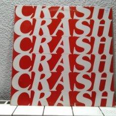Discos de vinilo: CRASH. Lote 139793774