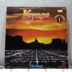 Discos de vinilo: VOYAGE . Lote 139810262