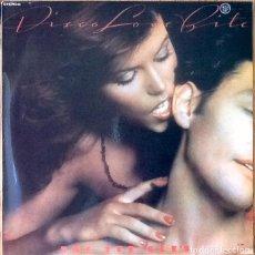 Discos de vinilo: THE TEE CEE'S : DISCO LOVE BITE [ESP 1978] LP. Lote 139818198