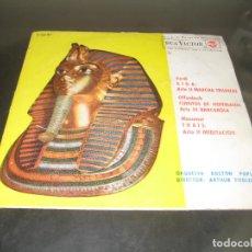 Discos de vinilo: ORQUESTA BOSTON POPS - VERDI AIDA 1963. Lote 139818882