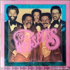 Discos de vinilo: THE WHISPERS : THIS KIND OF LOVIN' [ESP 1981] LP. Lote 139820718