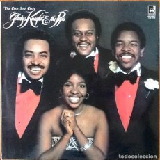 Discos de vinilo: GLADYS KNIGHT & THE PIPS : THE ONE AND ONLY [ESP 1978] LP. Lote 139821630