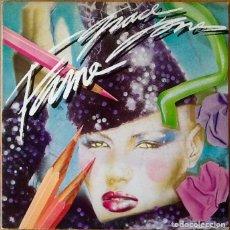 Discos de vinilo: GRACE JONES : FAME [ESP 1978] LP/GAT. Lote 139821930
