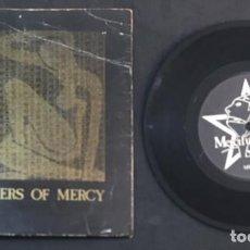 Disques de vinyle: SINGLE EP VINILO THE SISTERS OF MERCY ALICE DE 1982. Lote 139829382