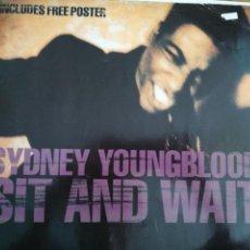 Discos de vinilo: SYDNEY YOUNGBLOOD AÑO 1989. Lote 139831898