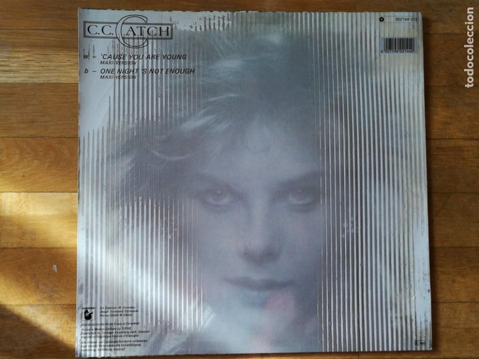 Discos de vinilo: CC. CATCH AÑO 1986 - Foto 2 - 139832682