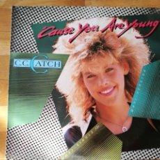 Discos de vinilo: CC. CATCH AÑO 1986. Lote 139832682