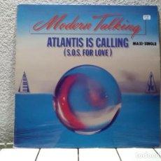 Discos de vinilo: ATLANTIS IS CALLING . Lote 139850426