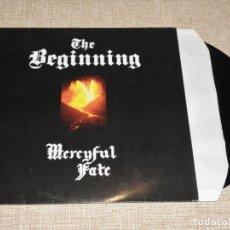 Discos de vinilo: LP - MERCYFUL FATE - THE BEGINNING - MADE IN HOLLAND - MERCYFUL FATE. Lote 139864614
