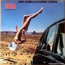 Discos de vinilo: SPACE : DELIVERANCE [ESP 1977] LP/GAT. Lote 139879570