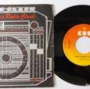 Discos de vinilo: LOTE 1 THE CLASH / THIS IS RADIO CLASH / SINGLE 7 INCH. Lote 139880778
