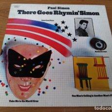Discos de vinilo: PAUL SIMON.LP.DOBLE CARPETA.SIMON AND GARFUNKEL. Lote 139881762