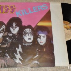 Discos de vinilo: KISS (KILLERS) LP ESPAÑA 1982. Lote 139907518