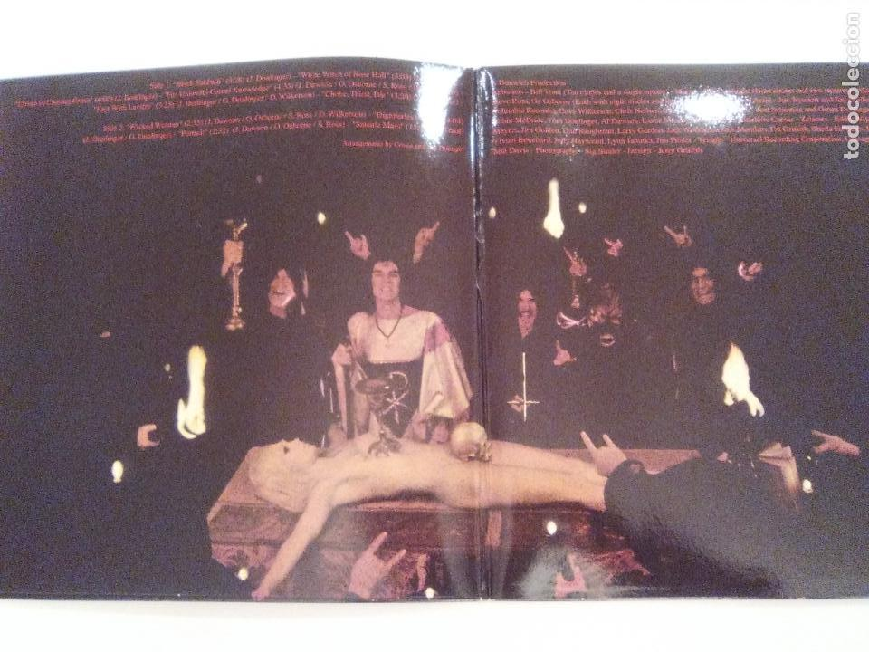 Coven witchcraft ( 1970 akarma 2003 ) fold out - Sold through Direct