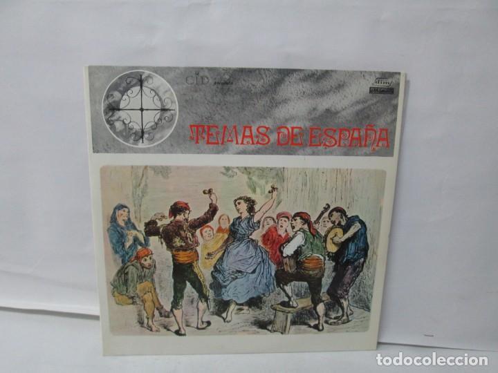 TEMAS DE ESPAÑA. LP VINILO. DIM ESTEREO S.E.D.M. 1969. VER FOTOGRAFIAS ADJUNTAS (Música - Discos - LP Vinilo - Étnicas y Músicas del Mundo)