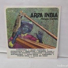 Discos de vinilo: ARPA INDIA. SERGIO CUEVAS. LP VINILO. MOVIEPLAY 1968. VER FOTOGRAFIAS ADJUNTAS. Lote 139944982