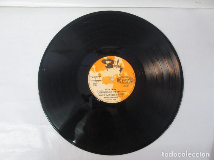 Discos de vinilo: ARPA INDIA. SERGIO CUEVAS. LP VINILO. MOVIEPLAY 1968. VER FOTOGRAFIAS ADJUNTAS - Foto 5 - 139944982