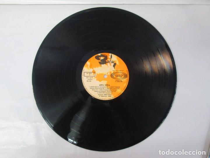 Discos de vinilo: ARPA INDIA. SERGIO CUEVAS. LP VINILO. MOVIEPLAY 1968. VER FOTOGRAFIAS ADJUNTAS - Foto 7 - 139944982