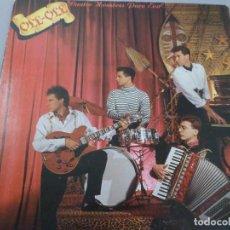 Discos de vinilo: LP OLÉ OLÉ. CUATRO HOMBRES PARA EVA. Lote 139951554