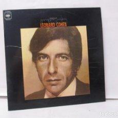Discos de vinilo: LEONARD COHEN. LP VINILO. CBS 1971. VER FOTOGRAFIAS ADJUNTAS. Lote 139956566