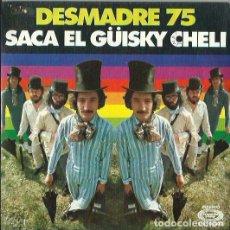 Discos de vinilo: DESMADRE 75. SINGLE. SELLO MOVIEPLAY. EDITADO EN ESPAÑA. AÑO 1975. Lote 139964046