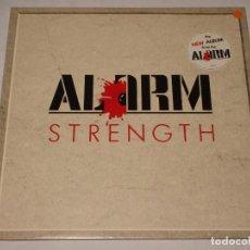 Discos de vinilo: ALARM ( STRENGTH ) 1985 - HOLANDA LP33 I.R.S.. Lote 140006146