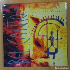 Discos de vinilo: BEL CANTO - SHIMMERING, WARM AND BRIGHT - LP. Lote 140017513