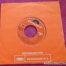 Discos de vinilo: LOS SECRETOS - NO ME IMAGINO - SINGLE PROMO POLYDOR 1983. Lote 140018470