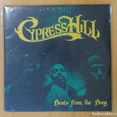 Discos de vinilo: CYPRESS HILL - BEATS FROM THE BONG - 2 LP. Lote 140019130