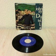 Discos de vinilo: DISCO VINILO SINGLE *JOHNNY DORELLI*. HISPAVOX 1960. Lote 140031018