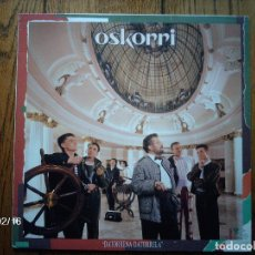 Discos de vinilo: OSKORRI - DATORRENA DATORRELA . Lote 140043562